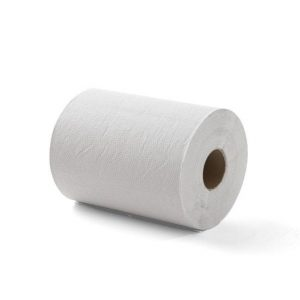 Caprice Green Roll Towel 80 metre
