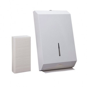 Compact Towel Dispenser (Metal)