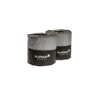 Platinum Toilet Paper Roll 225 Sheet Individually Wrapped
