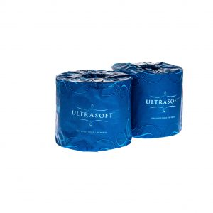 Ultrasoft Toilet Paper Roll 700 Sheet Individually Wrapped