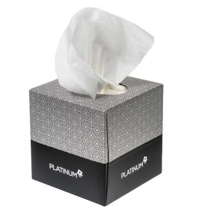 Platinum Facial Tissue 90 sheet