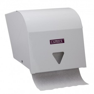 Caprice Roll Towel Dispenser (Metal)