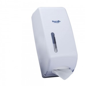 Interleaf Toilet Tissue Dispenser (ABS Plastic)
