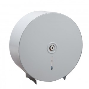 Jumbo Toilet Roll Dispenser (Metal)