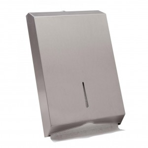 Interleaved Towel Dispenser (Stainless Steel)