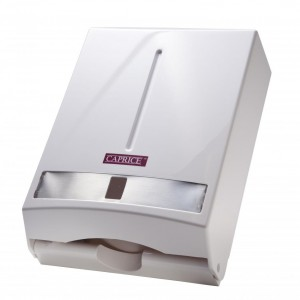 Caprice Interleaved Towel Dispenser (ABS Plastic)