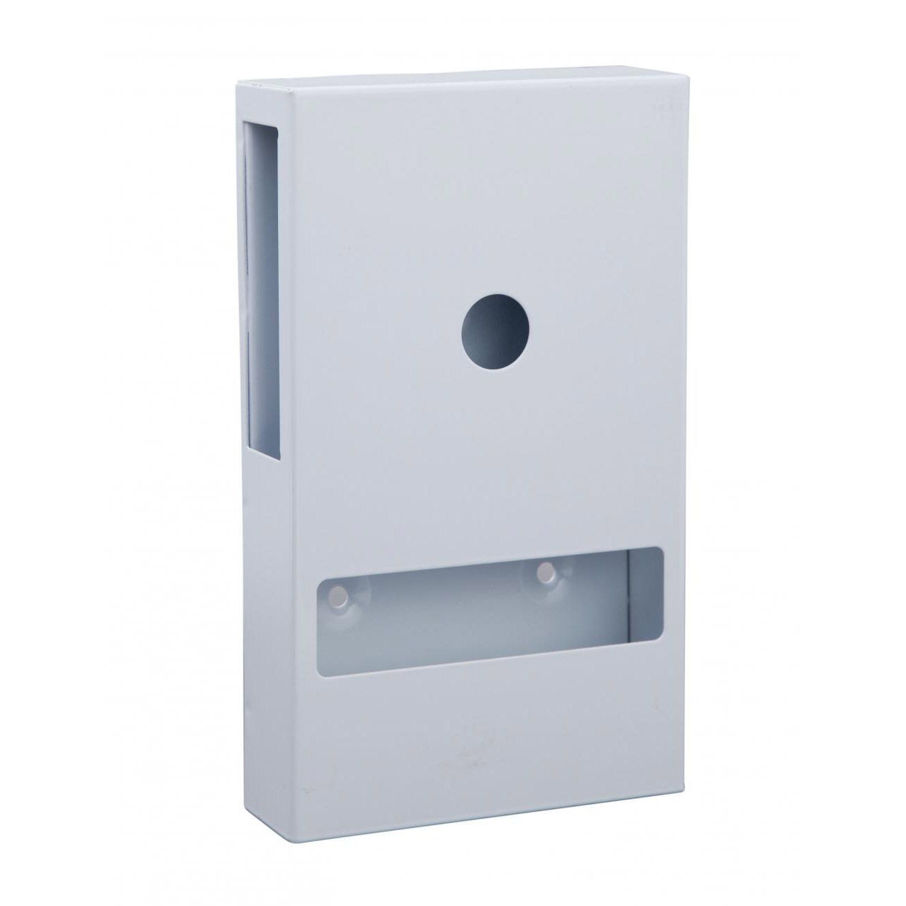 Interfold Toilet Tissue Dispenser Metal Caprice