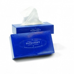 Ultrasoft Facial Tissue 100 sheet