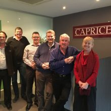 Caprice Paper Account Managers
