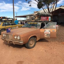 Dust, Rust And A Wheely Good Cause