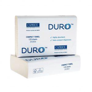 Duro Compact Interleaved Towel 29cm x 20cm