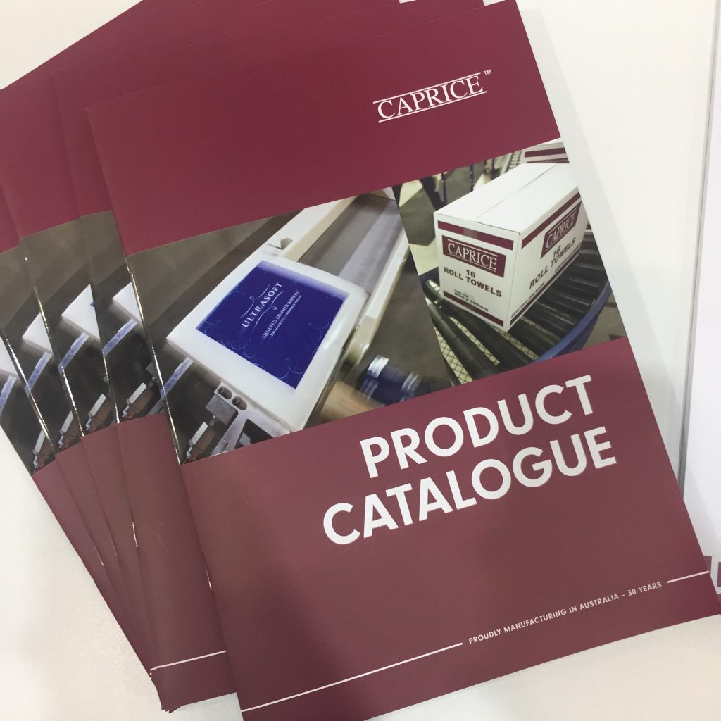 CAPRICE Product Catelogue