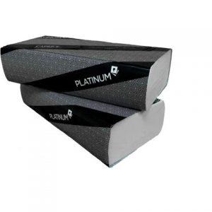 Platinum 2 Ply Interleaved Towel 24cm x 23cm